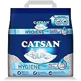 Catsan Hygiene Plus Non Clumping 100% Natural Cat Litter, 5 L (2.42 kg)