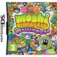 Moshi Monsters: Moshling Zoo (Nintendo DS)