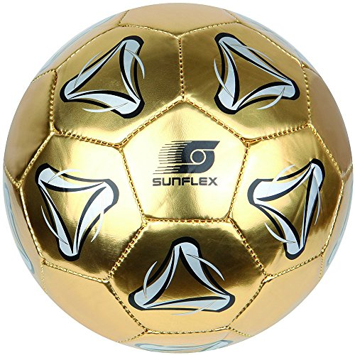 Sunflex Superior Fußball – Gold Mls-ball