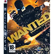 Wanted Weapons Of Fate [Importación italiana]