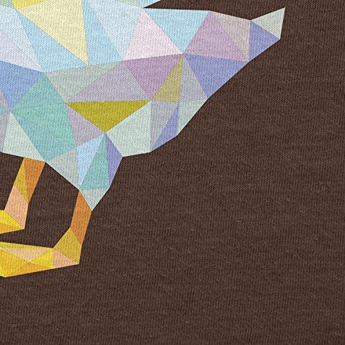 Texlab–Poly Duck–sacchetto di stoffa Marrone