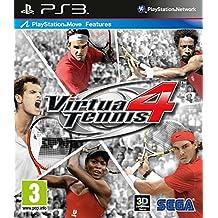 Virtua Tennis 4 (jeu PS Move)