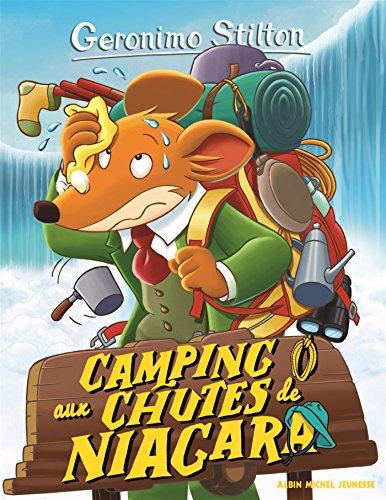 Camping aux chutes du Niagara