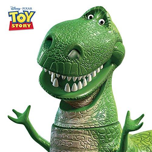 Toy Story Rex Lienzo Impresiones, 40x 40cm