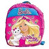 Barbie Plush Bag, Pink (12-inch)