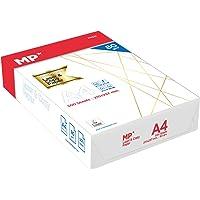 MP - Carta multiuso A4 da 80 gm per stampa e copia | 1 confezione - 500 fogli bianchi A4