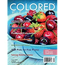 COLORED PENCIL Magazine - August 2017 (English Edition)