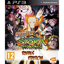 Amazon.es: Naruto Shippuden: Ultimate Ninja Storm Revolution ...