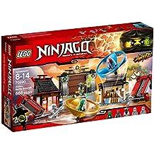 LEGO Ninjago Airjitzu Battle Grounds 666pieza(s) juego de construcción - juegos de construcción (8 año(s), 666 pieza(s), 14 año(s))