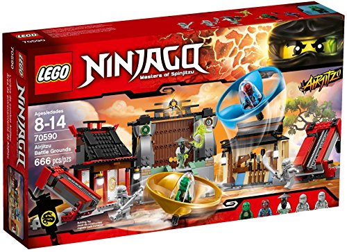 Preisvergleich Produktbild LEGO 70590 Ninjago Airjitzu Turnierarena