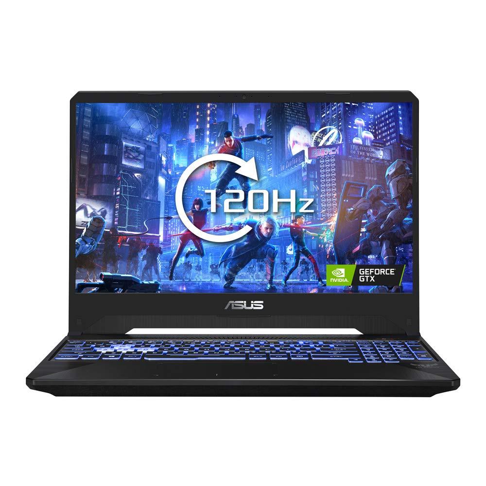 ASUS TUF FX505GD 15.6 Inch Slim Bezel FHD Gaming Laptop (Nvidia GTX 1050 4 GB Graphics, Intel i5-8300H Processor, 256 GB…
