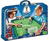 Playmobil 9298 2018 FIFA World Cup Russia Arena zum Mitnehmen ja