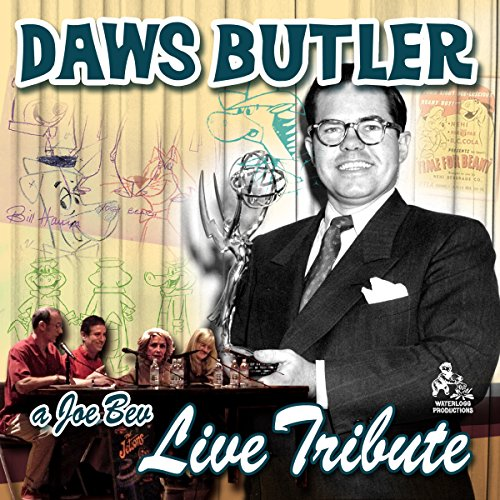 A Joe Bev Live Tribute to Daws Butler  Audiolibri
