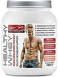 Adrian James Nutrition - Healthy Whey Protein Powder for Men & Women, Premium Grade Whey Protein Shake with BCAAs…