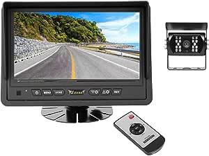 Reversing Camera Kit 7 Inch Lcd Reversing Camera With Elektronik