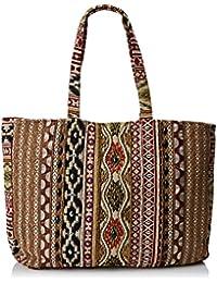 BDBA 17ss392, Bolsa para Lencería para Mujer, Multicolor (Multicolor), One Size (Tamaño del Fabricante:UNI)