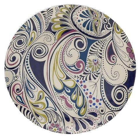 Denby/Monsoon Cosmic Salad Plate, 22 cm