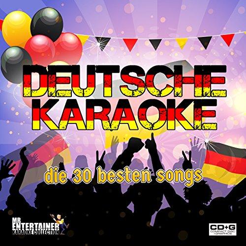 Mr Entertainer Karaoke DEUTSCHE KARAOKE CD+G. Die 30 Besten Songs. German Karaoke