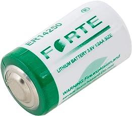 ER14250 1/2AA STD 3.6V Lithium Thionyl Chloride Battery
