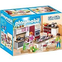 Playmobil Casa Moderna Cocina, multicolor (9269)
