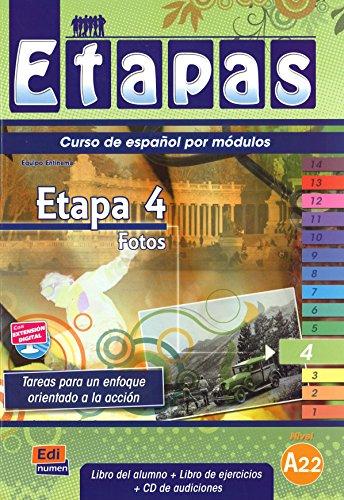 Etapa 4. Fotos - Libro del alumno (Etapas) por Sonia Eusebio Hermira