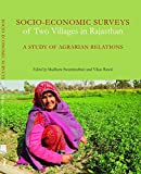 Socio–Economic Surveys of Two Villages in Rajasthan – A Study of Agrarian Relations (Project on Agrarian Relations in India)