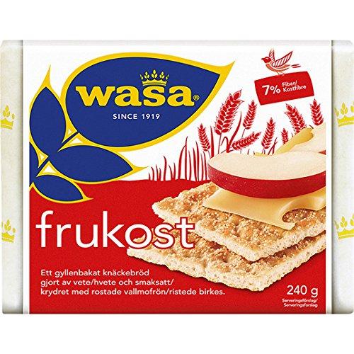 Wasa Biscottate Grano Frukost Con Semi Di Papavero (240g)