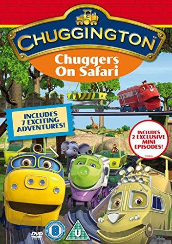 Chuggington   Chuggers on Safari [Reino Unido] [DVD]