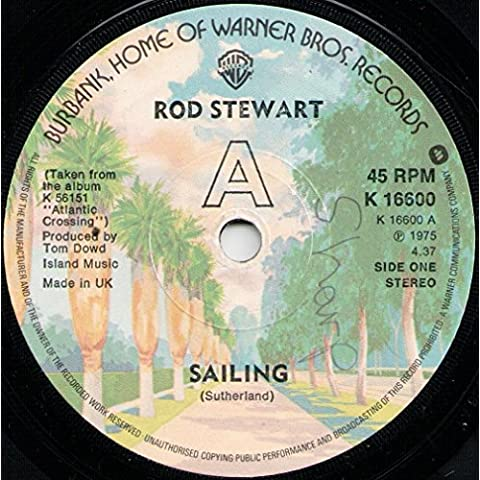Rod Stewart - Sailing - (Generic Sleeve) - Warner Bros. Records