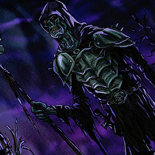 Grab Gehirn Gruselig Zombie Tot Monster Damen Schwarz S-2XL Muskelshirt | Wellcoda Marine
