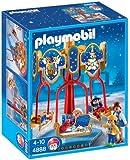 Playmobil 4888 Christmas Sled Carousel