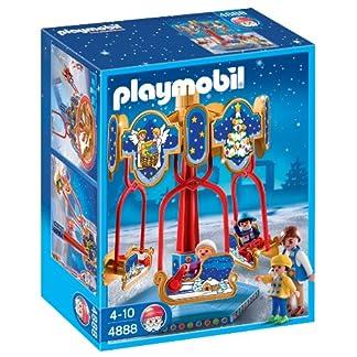 PLAYMOBIL – Carrusel, Set de Juego (4888)