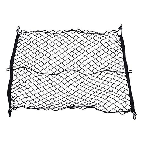 Noir * * 70/cm Voiture Cargo Net Filet de coffre de rangement * LEORX 100/*