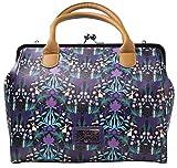 Bioworld Disney Mary Poppins All-Over Print Shopper Bag Bagaglio a mano 34 centimeters 25 Viola (Multicolour)