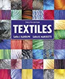 Textiles (12th Edition) by Sara J Kadolph (2016-05-29)