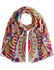 Desigual Foulard_vakiria Rectangle, Echarpe Femme