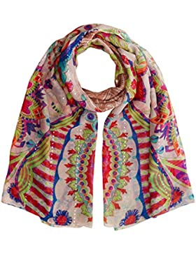 Desigual Damen Schals Foulard_vakiria Rectangle