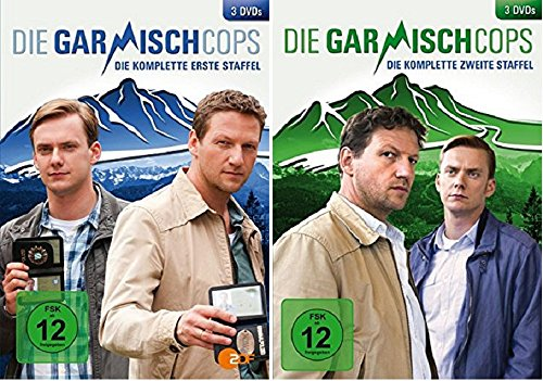 Produktbild Die Garmisch-Cops Staffel 1+2 [DVD Set]