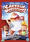 Captain Underpants: The First Epic Movie [DVD] [2017]