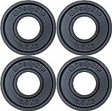 BodyRip 5,1cm trou Poids en fonte 4x 0,5kg Disques franctions faible poids Home Gym...