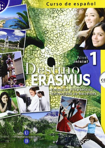 Destino erasmus. Per le Scuole superiori. Con CD Audio: 1