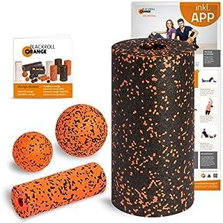 Blackroll Orange Faszien-Rolle