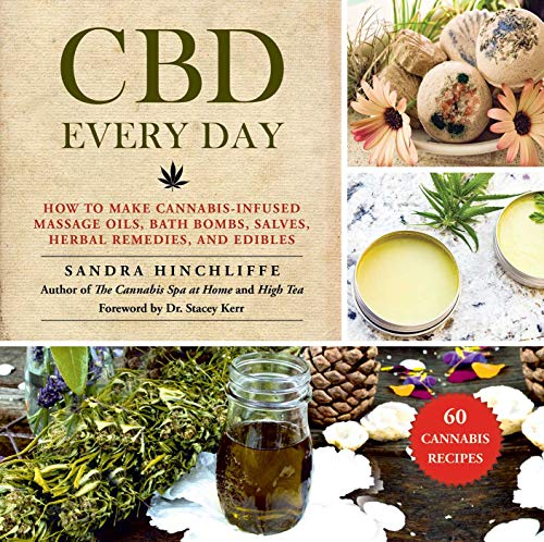 Heal Salve (CBD Every Day: How to Make Cannabis-Infused Massage Oils, Bath Bombs, Salves, Herbal Remedies, and Edibles)