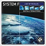 Songtexte von System F - Out of the Blue