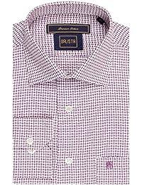 Balista Men's Regular Fit Cotton Shirt