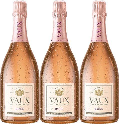 Schloss Vaux Rosé Brut 2014 brut (0,75 L Flaschen)