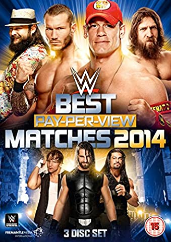Wwe: Best Ppv Matches 2014 [Import anglais]