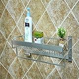 Raum Aluminium Badezimmer Regal Handtuchhalter Badezimmer Handtuchhalter zugeben Wang Breite am Rand des Netzwerks, Badewanne Handtuchhalter Hersteller