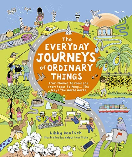 Everyday Journeys of Ordinary Things (English Edition)