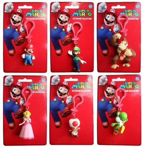Preisvergleich Produktbild NINTENDO - Super Mario Schlüsselanhänger - Super Mario
